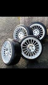 5x112 wheels (golf,Passat,leon,Mercedes,audi,)