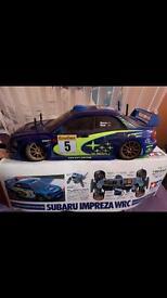 Tamiya tl01 Subaru