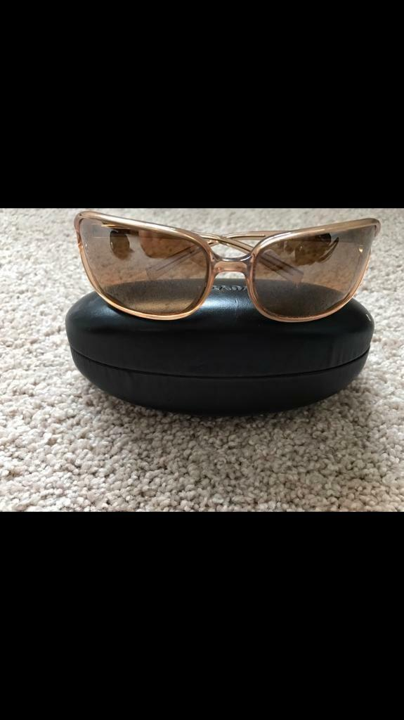 Prada sunglasses (womens)