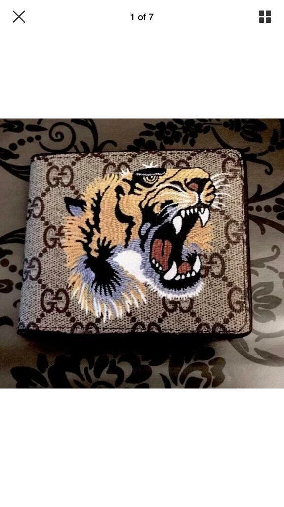 2ecce154fc78 Gucci Tiger Wallet | in Manchester Airport, Manchester | Gumtree