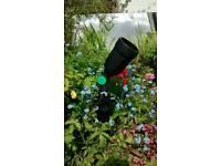 Garden Spot light spike fittings x 2