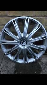 Vauxhall van 16 inch wheel trims / caps