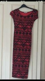 Size 10 new look pencil dress