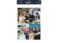 Doc Martin series 1-7 DVD