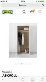 Wardrobe (IKEA ASKVOLL)