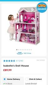 3 story dolls house