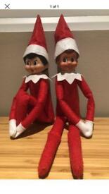 Elf on the shelf dolls
