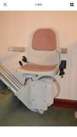 Acorn stairlifts supplied and fitted £500 with 1 year warranty
