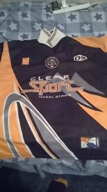 Castleford Tigers Rugby League Shirt - Adults XL
