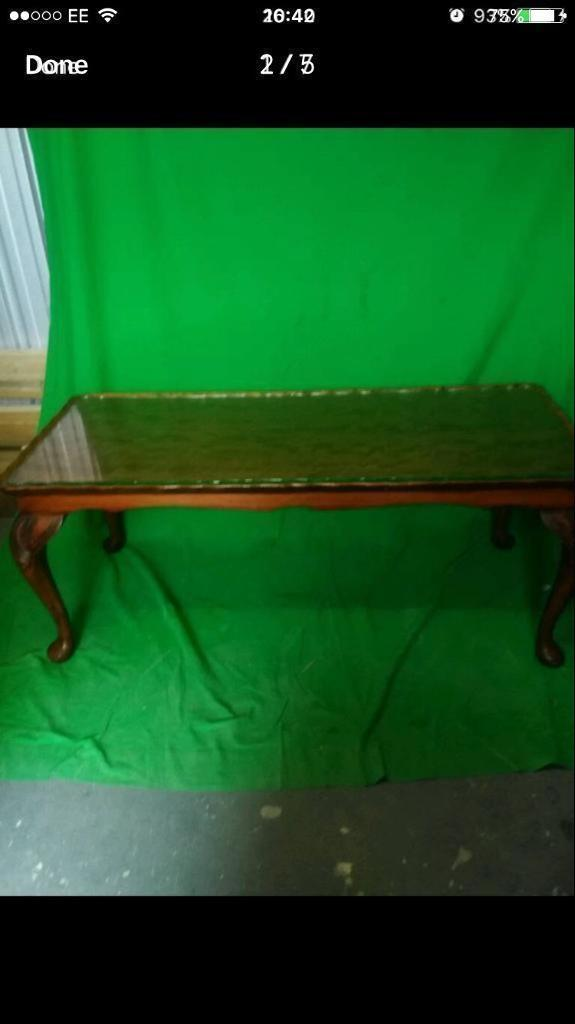Vintage coffee table FREE DELIVERY PLYMOUTH AREA