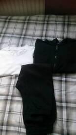 Boys' PE Kit T-Shirt, Joggers & Hoodie Aged 7-8