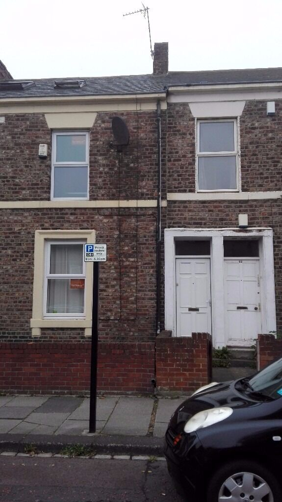 Room Only in shared accommodation, Chester Street, Sandyford, NE2 1AU