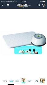 Baby monitor Tomy sensor and movement pad