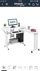 Dual Purpose PC Desk
