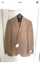 Samuelsohn Camel Blazer - NEW WITH TAGS