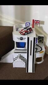 Mini go garage
