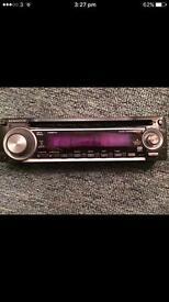 Kenwood cd player