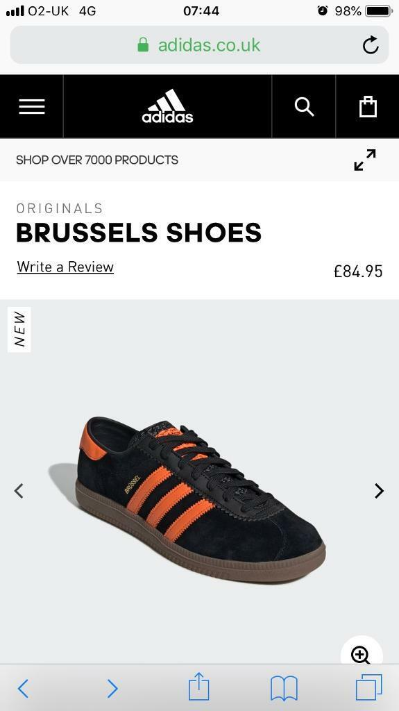 online store c69e5 04f00 Adidas city series x Brussels