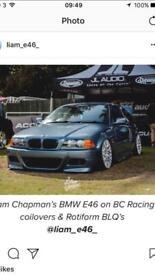 Bmw 318ci/showcar/slammed