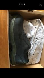 Dr Martins work shoes size 10