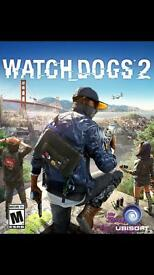 WATCHDOGS 2 PS4 £25