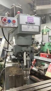 Fraiseuse / Milling Summit 10 x 48