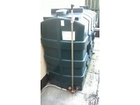 1100 oil tank good condition.