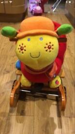 Lotty Ladybird rocker & wheels