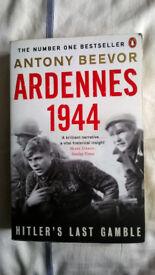 Ardennes 1944: Hitler's Last Gamble by Antony Beevor (Paperback, 2016)