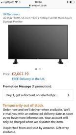 LG monitor 55wt30ms