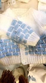 Boys knitted sets