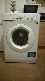 New Indesit washing machine