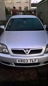 Vauxhall Vectra 2.2sxi