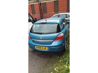 Vauxhall Astra, 2004, 1.4, PARTS. Cheap