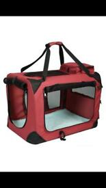 Portable Dog Carrier/Crate