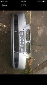 Bmw E60 5 series.Bumpers.