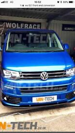 Looking for vw T5 camper 1.9tdi with face lift conversion
