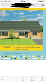 Bungalow to rent - 2 bed new build- Runcorn - Furnished