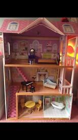 ELC Luxury Manor Dolls House - VGC