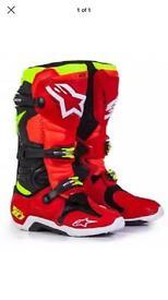 Alpinestar tech10 boots now sold