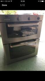 WHIRLPOOL AKP951 DOUBLE OVEN