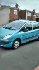For sale comes with 10 month mot