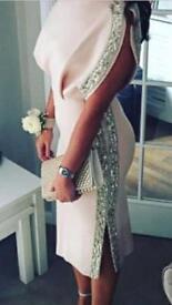 ASOS embellished dress size 8/10