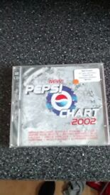 VARIOUS ARTISTS – NEW PEPSI CHART 2002 – DOUBLE CD