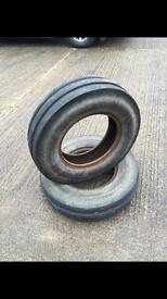 Tractor tyres 7.50 r16