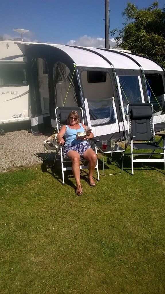 Kampa Rally 390 Awning In Lincoln Lincolnshire Gumtree
