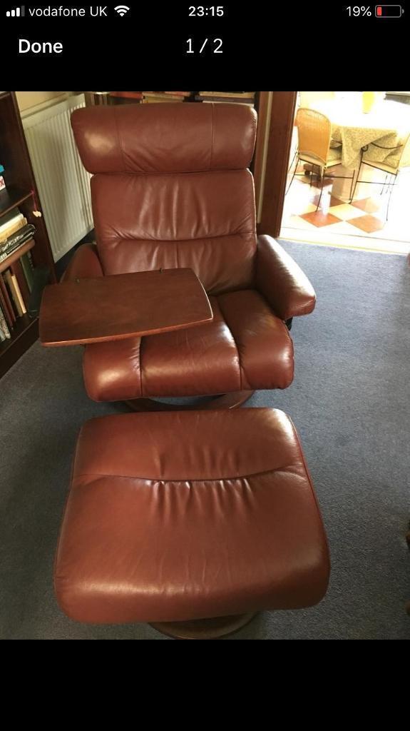ekornes stressless chairs in ellon aberdeenshire gumtree