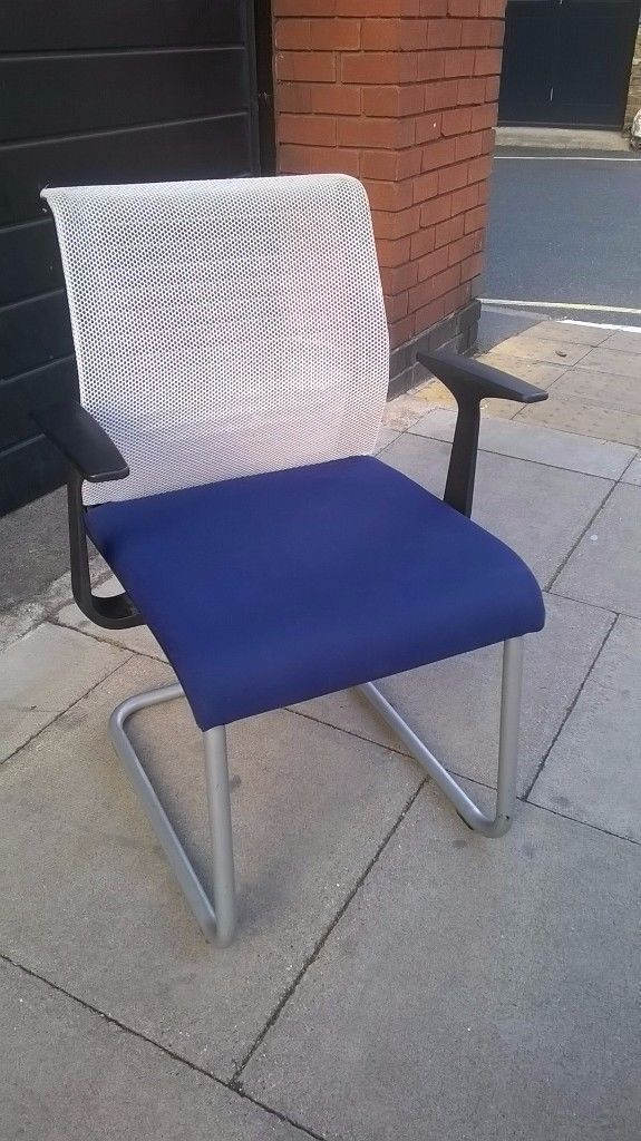 Steelcase Think visitor chairs excellent central London bargain