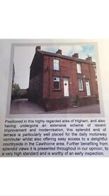 End terraced house Barnsley South Yorkshire
