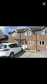 2 bedroom house for let in gorseinon
